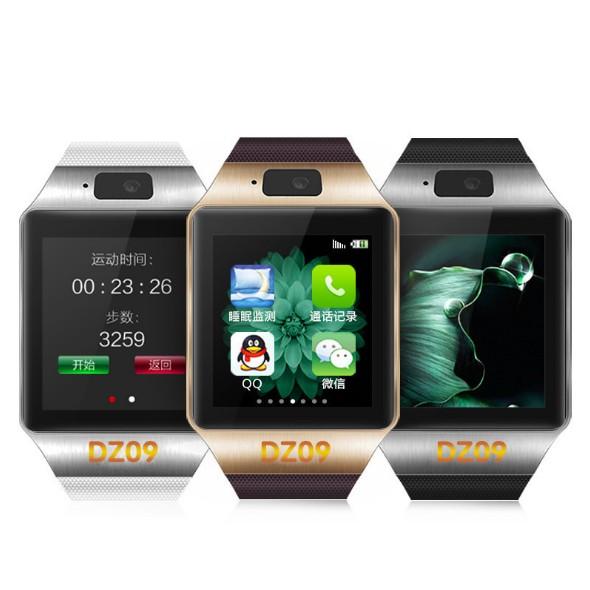 蓝牙中学生智能电话手表手机插卡男孩女孩手表微信qq版触摸屏手表